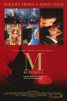 Visuel M Butterfly / M Butterfly (Films)