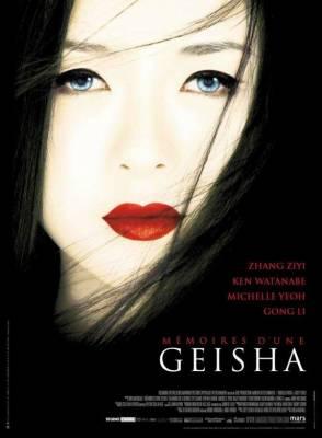 Visuel Mémoires d'une Geisha / Memoirs of a Geisha (Films)