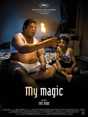 Visuel My Magic / My Magic (Films)