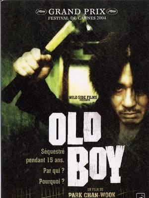 Visuel Old Boy / Old Boy (Films)