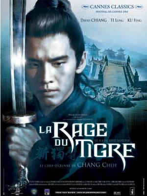 Visuel Rage du Tigre (La) / San duk bei do (Films)
