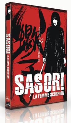 Visuel Sasori, la femme scorpion / Sasori (Films)