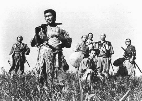 Visuel Sept Samouraïs (Les) / Shichinin no samurai (Films)