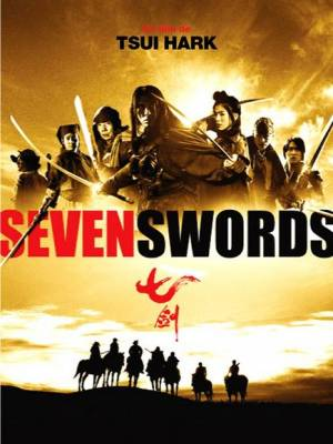 Visuel Seven swords / Chat gim (Films)
