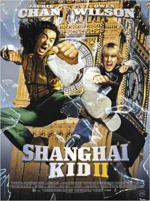 Visuel Shanghai Kid 2 / Shanghai Knights (Films)