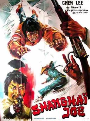 Visuel Mon nom est Shangaï Joe / Il mio nome è Shangai Joe (Films)