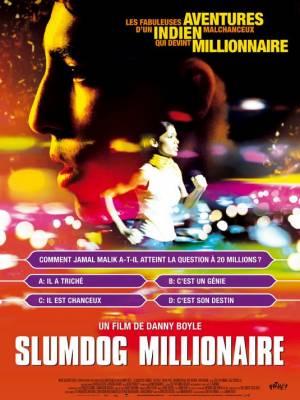 Visuel Slumdog Millionaire / Slumdog Millionaire (Films)
