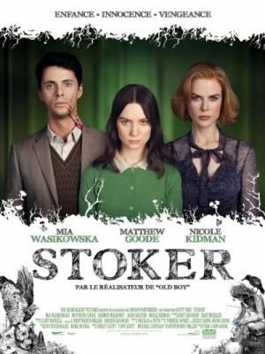 Visuel Stoker / Stoker (Films)