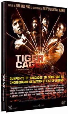 Visuel Tiger Cage 1 - La rançon des traîtres / Dak ging to lung (Films)