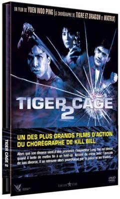 Visuel Tiger Cage 2 / Sai hak chin (Films)