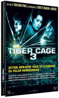Visuel Tiger Cage 3 / Leng mian ju ji shou (Films)