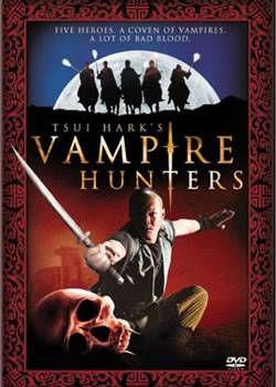 Visuel Vampire Hunters / The Era of Vampire (Films)