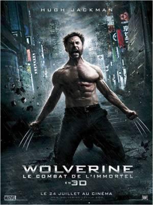 Visuel Wolverine - Le Combat de l'Immortel / The Wolverine (Films)