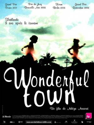 Visuel Wonderful Town / Wonderful Town (Films)