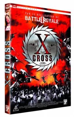 Visuel X-Cross / XX (ekusu kurosu): makyô densetsu (Films)