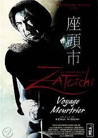 Visuel Zatôichi 08 : Voyage meurtrier / Zatôichi kesshô-tabi (Films)