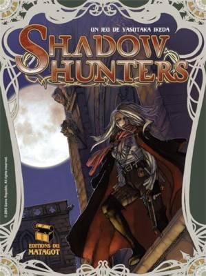 Visuel Shadow Hunters / Shadow Hunters (シャドウハンターズ) (Jeux de société)
