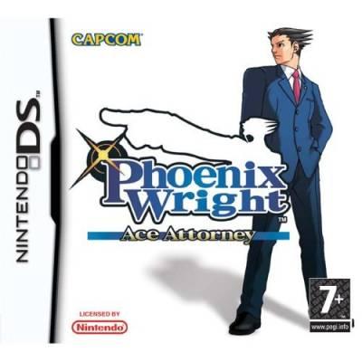 Visuel Phoenix Wright: Ace Attorney /  (Jeux vidéo)