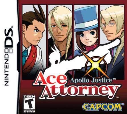Visuel Apollo Justice : Ace Attorney /  (Jeux vidéo)