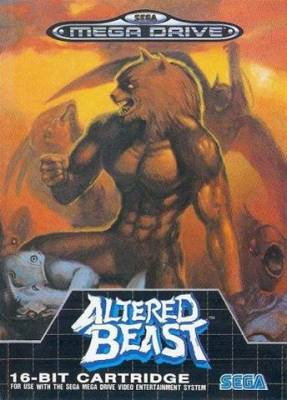 Visuel Altered Beast /  (Jeux vidéo)