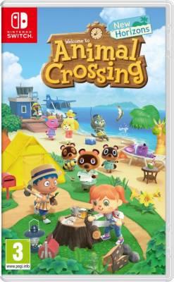 Visuel Animal Crossing : New Horizons / あつまれ どうぶつの森, Atsumare dōbutsu no mori (Jeux vidéo)
