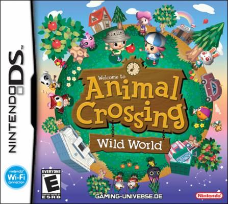 Visuel Animal Crossing : Wild World /  (Jeux vidéo)