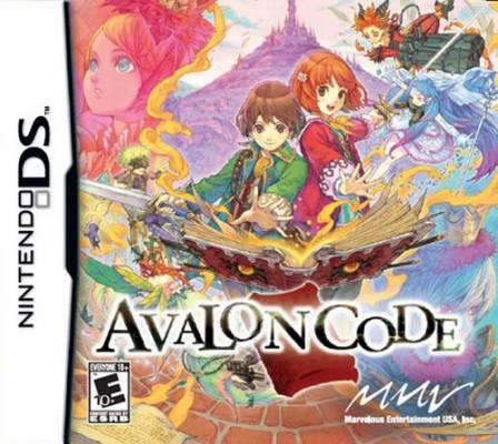 Visuel Avalon Code /  (Jeux vidéo)