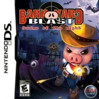 Visuel Barnyard Blast : le Cochon des Ténèbres /  (Jeux vidéo)