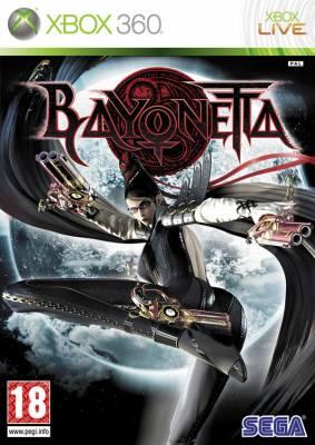 Visuel Bayonetta / Bayonetta (Jeux vidéo)