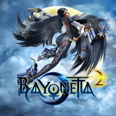 Visuel Bayonetta 2 / Bayonetta 2 (ベヨネッタ 2) (Jeux vidéo)