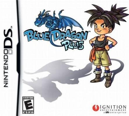 Visuel Blue Dragon Plus /  (Jeux vidéo)