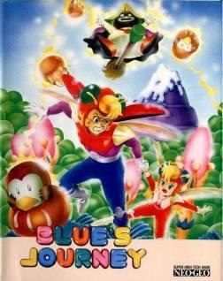 Visuel Blue's Journey /  (Jeux vidéo)