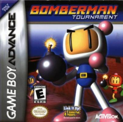 Visuel Bomberman Tournament / Bomberman Tournament (Jeux vidéo)