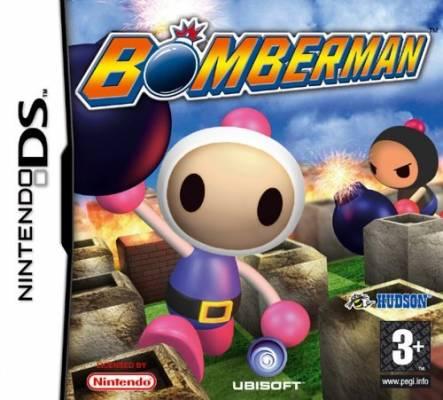 Visuel Bomberman DS /  (Jeux vidéo)