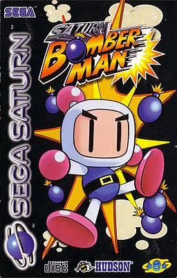 Visuel Saturn Bomberman /  (Jeux vidéo)