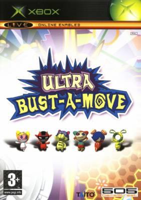 Visuel Ultra Bust-A-Move / Ultra Puzzle Bobble (ウルトラパズルボブル) (Jeux vidéo)