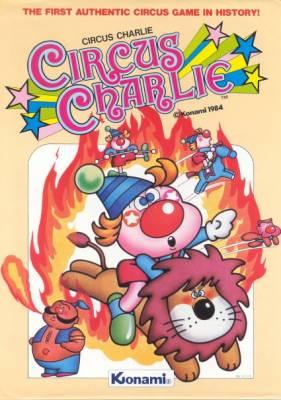 Visuel Circus Charlie /  (Jeux vidéo)