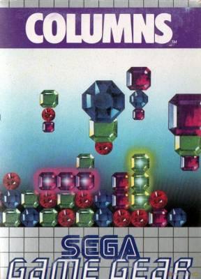 Visuel Columns /  (Jeux vidéo)