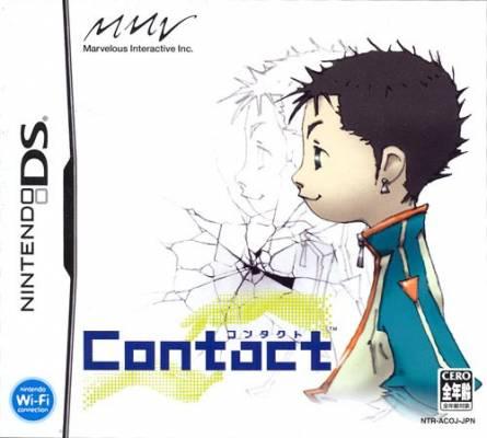 Visuel Contact / Contact (Jeux vidéo)