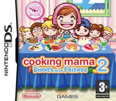Visuel Cooking Mama 2 : Tous à table ! /  (Jeux vidéo)