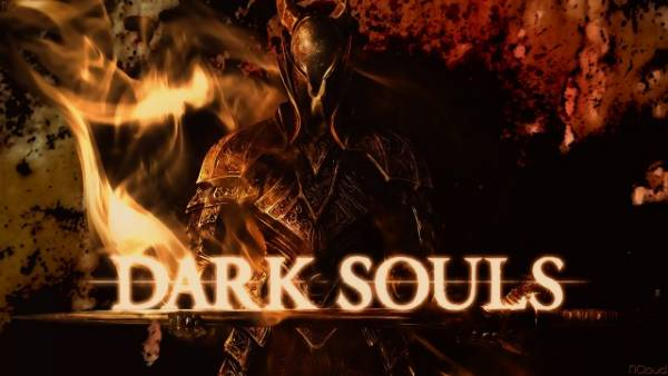 Visuel Dark Souls /  (Jeux vidéo)