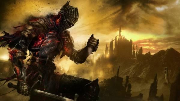 Visuel Dark Souls III /  (Jeux vidéo)
