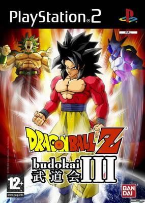 Visuel Dragon Ball Z Budokai 3 / Dragon Ball Z Budokai 3 (Jeux vidéo)