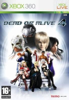 Visuel Dead or Alive 4 /  (Jeux vidéo)