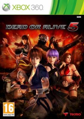 Visuel Dead or Alive 5 / Dead or Alive 5 (Jeux vidéo)