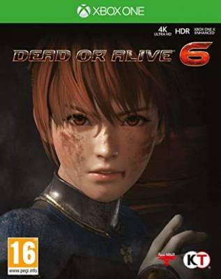 Visuel Dead or Alive 6 / デッド オア アライブ6 (Jeux vidéo)