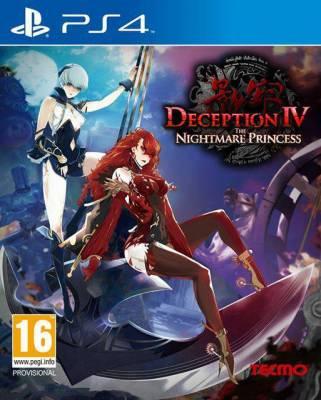 Visuel Deception IV : The Nightmare Princess /  (Jeux vidéo)