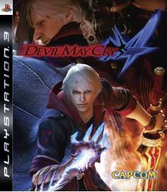 Visuel Devil May Cry 4 /  (Jeux vidéo)