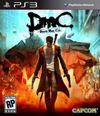 Visuel DMC Devil May Cry /  (Jeux vidéo)