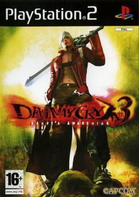 Visuel Devil May Cry 3: L'Éveil de Dante / Devil May Cry 3 (デビルメイクライ3) (Jeux vidéo)